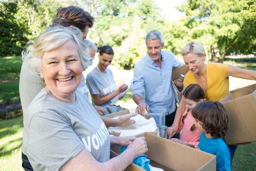 Elder Care Toledo OH - National Volunteer Week