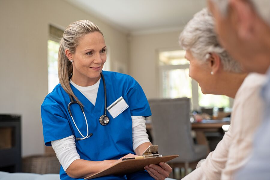 Home Care Services Sandusky OH - What it is Like to Be an STNA in a Busy Hospital