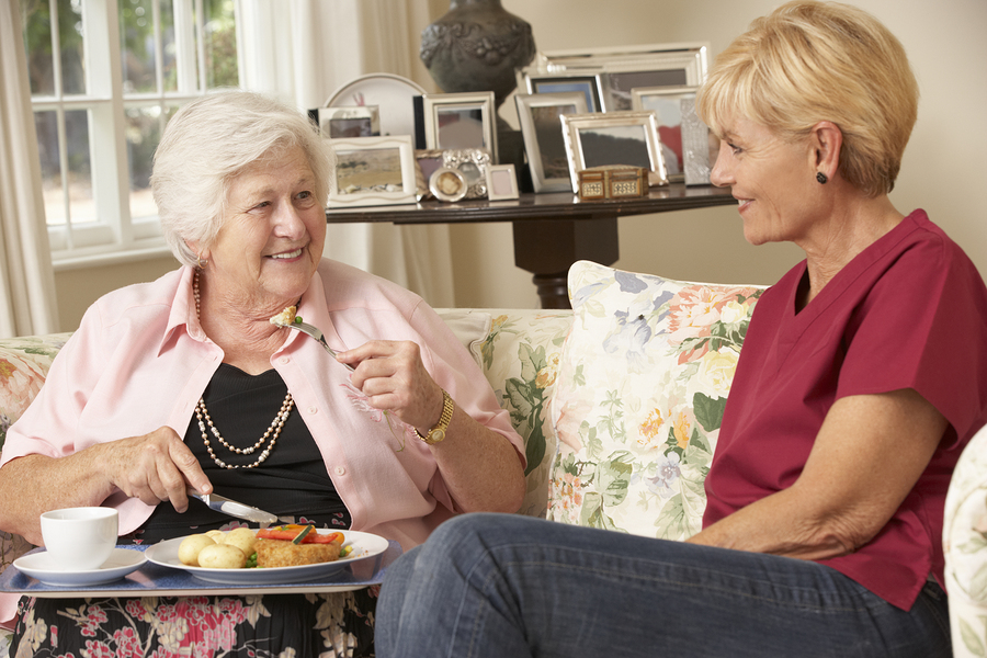 Elderly Care Perrysburg OH - What the Job Outlook is Like for an STNA