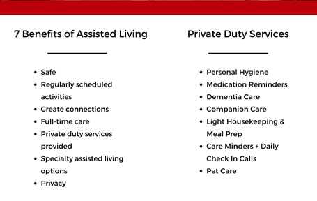 Elder Care Findlay OH - Assisted Living & Private Duty Services