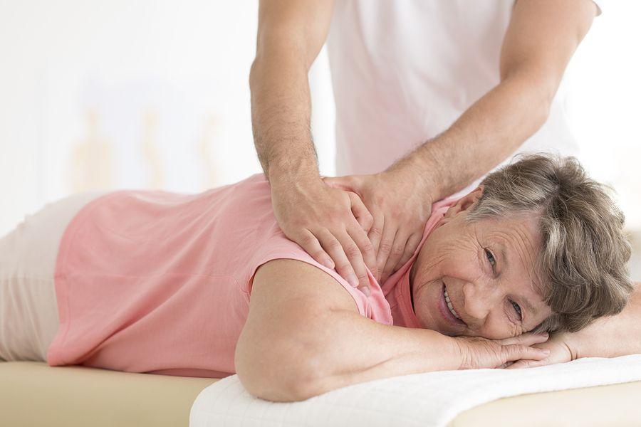 Elder Care Sandusky OH - The Importance of Touch for Seniors