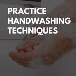 Homecare Findlay OH - Hand Washing Techniques